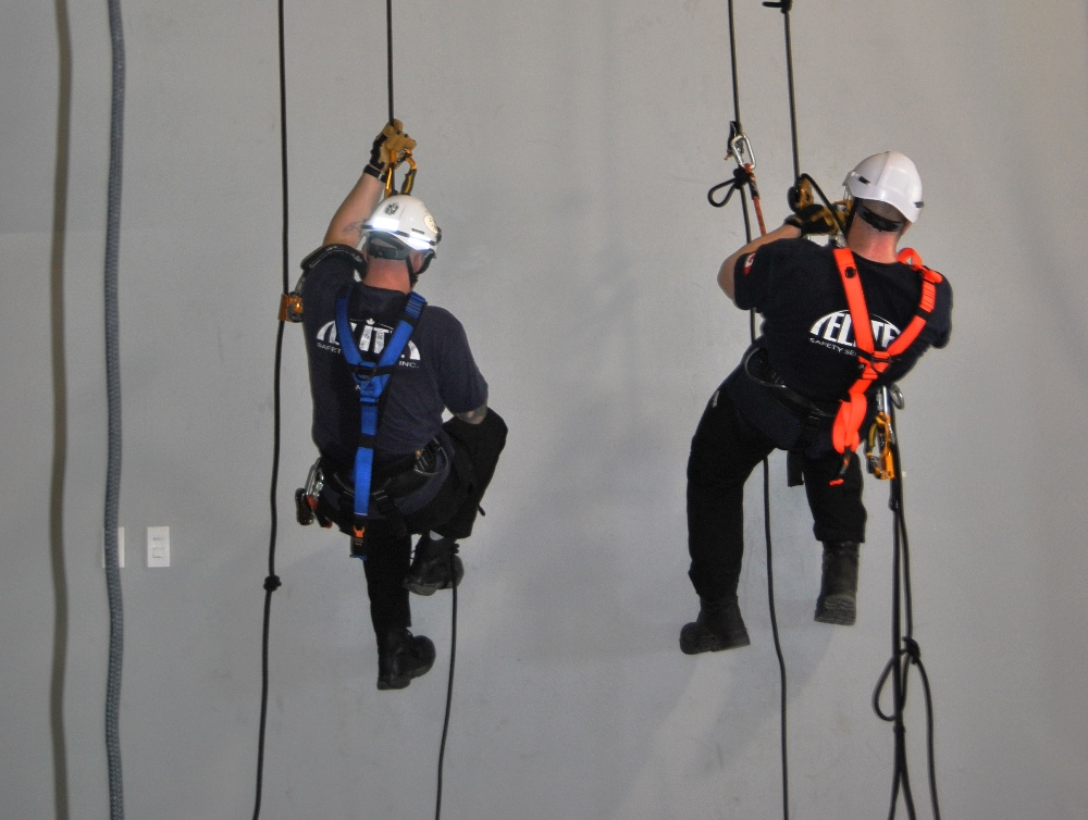 Safety Training-ROPE RESCUE