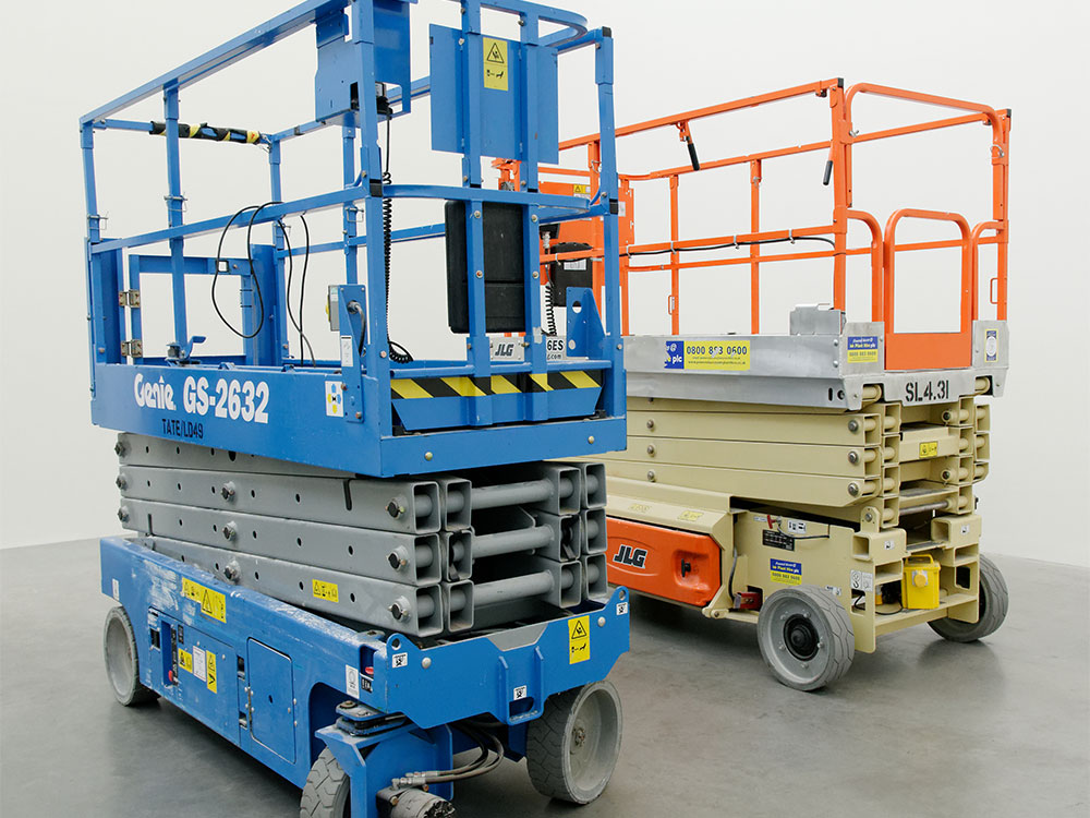 Safety Training-ELEVATED WORK PLATFORMS